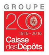 Groupe Caisse des Dépôts – 200 ans – accéder au site, nouvelle fenêtre