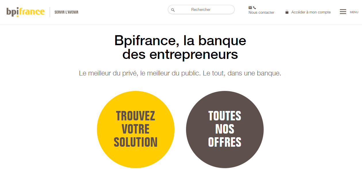 Site Bpifrance